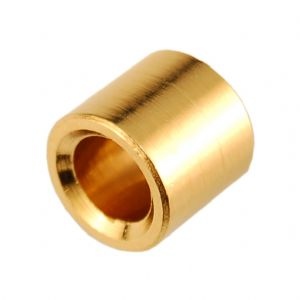 FLUSH FIT STRING FERRULE GOLD